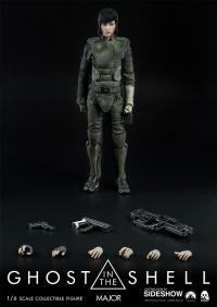 Gallery Image of Major Sixth Scale Figure