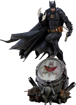 Batman Black Edition Statue