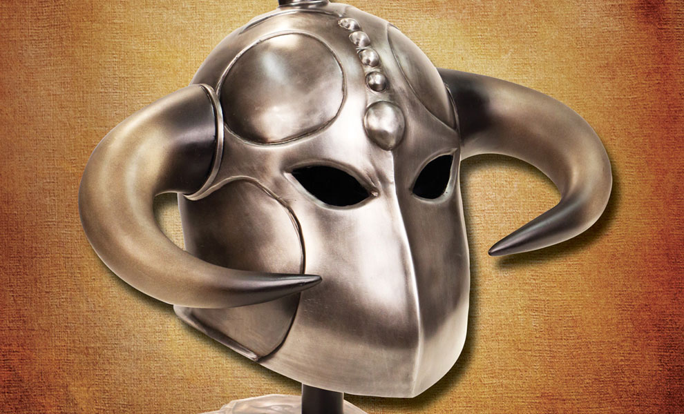 Gallery Feature Image of Death Dealer Helmet Scaled Replica - Click to open image gallery