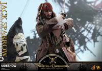 Gallery Image of Jack Sparrow Sixth Scale Figure