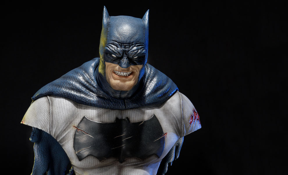 Gallery Feature Image of Batman Blue Version Bust - Click to open image gallery