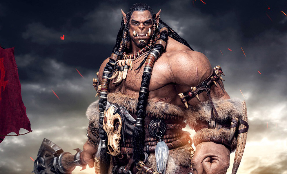 Gallery Feature Image of Durotan Statue - Click to open image gallery