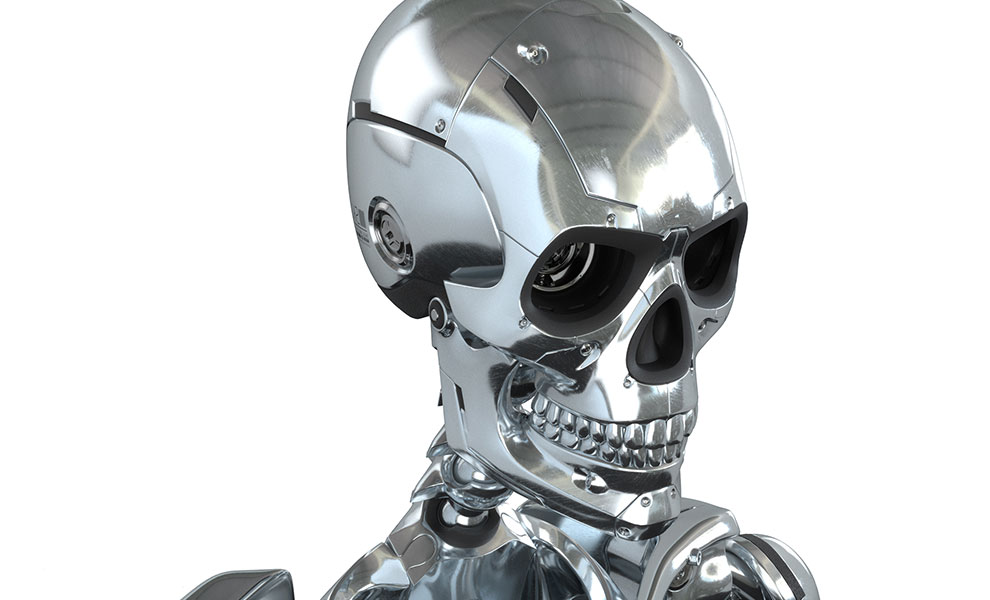 Gallery Feature Image of Mark I Endoskeleton Sixth Scale Figure - Click to open image gallery