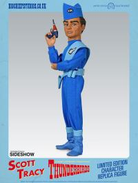 Gallery Image of Scott Tracy International Rescue Sixth Scale Figure