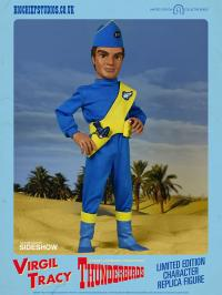 Gallery Image of Virgil Tracy International Rescue Sixth Scale Figure