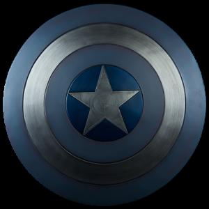 Captain America Stealth Shield Prop Replica