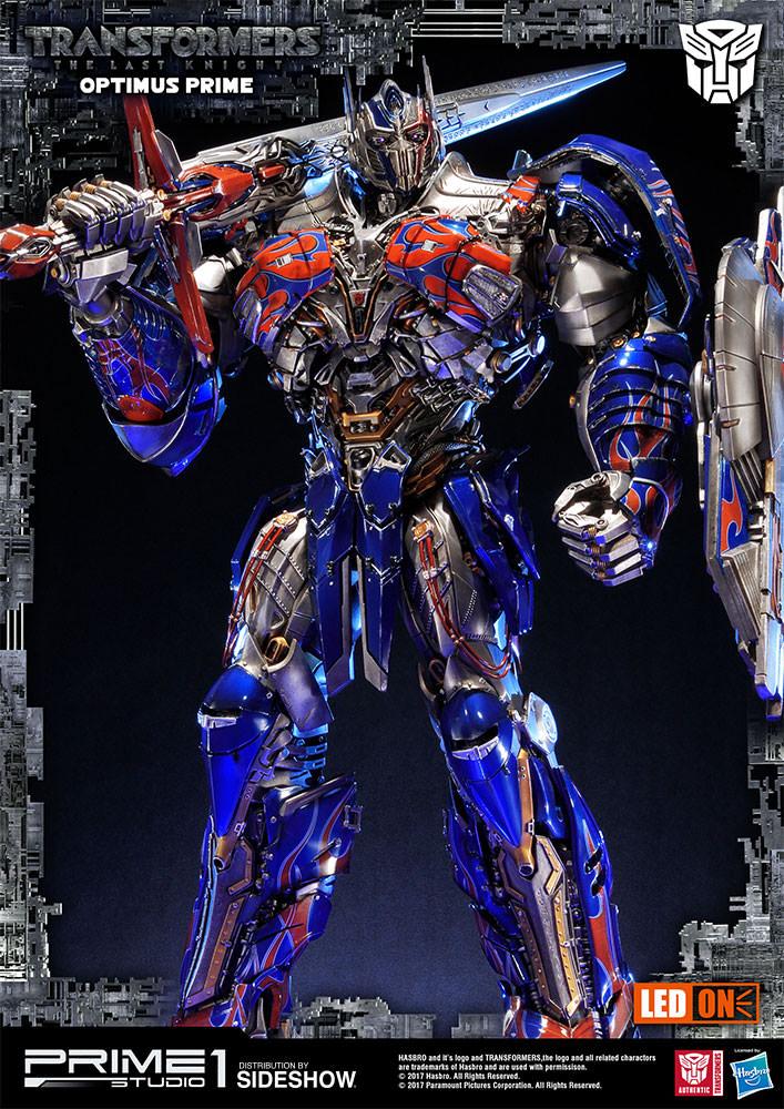 Transformers Optimus Prime Statue By Prime 1 Studio