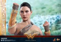 Gallery Image of Wonder Woman Training Armor Version Sixth Scale Figure