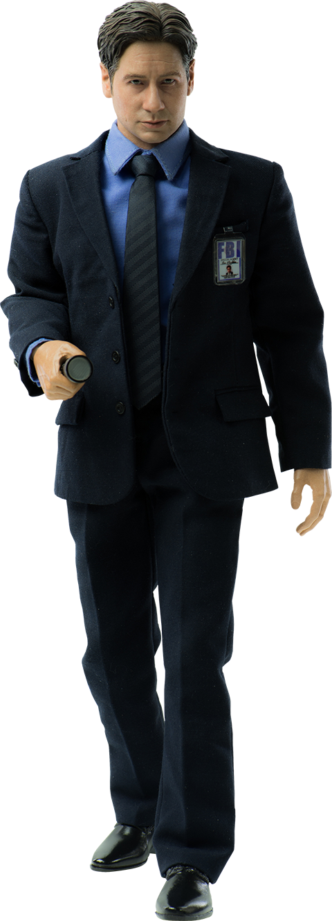 Threezero Agent Mulder Sixth Scale Figure
