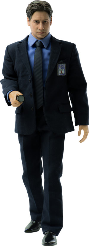 Agent Mulder Sixth Scale Figure