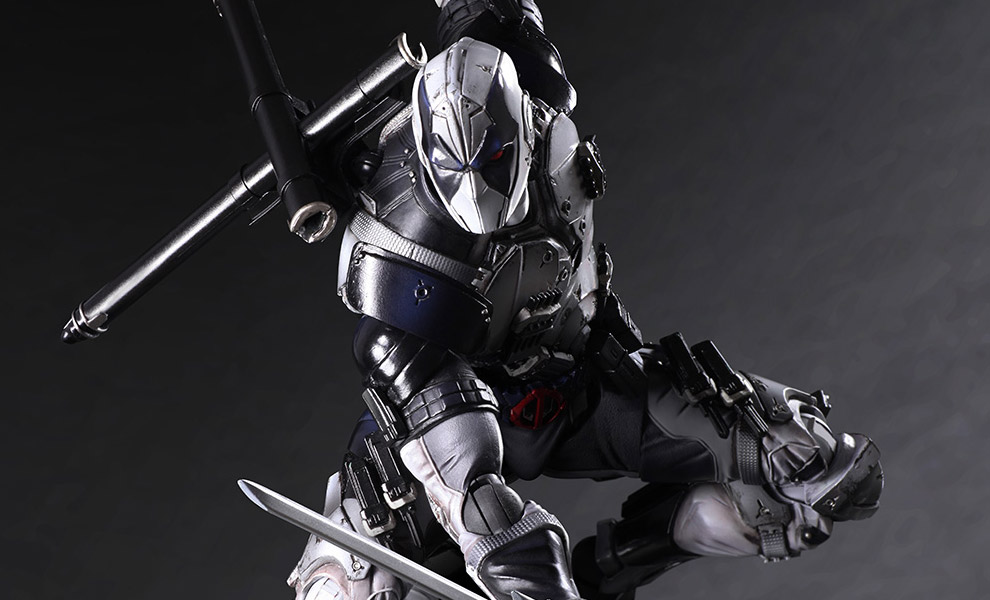 Gallery Feature Image of Deadpool X-Force Version Collectible Figure - Click to open image gallery