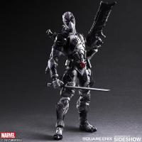 Gallery Image of Deadpool X-Force Version Collectible Figure