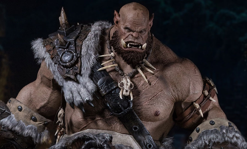 Gallery Feature Image of Orgrim Statue - Click to open image gallery