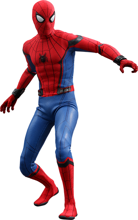 Hot Toys Spider-Man Sixth Scale Figure