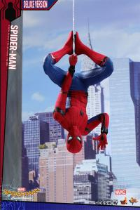 Gallery Image of Spider-Man Deluxe Version Sixth Scale Figure