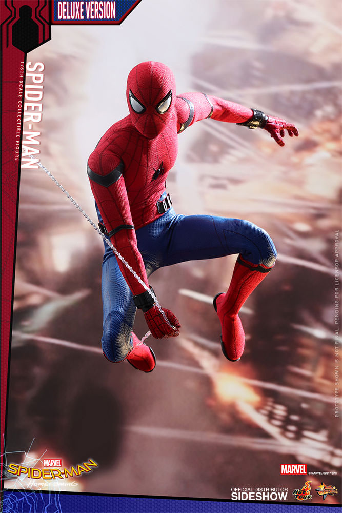online store 26eaf b704f Spider-Man Deluxe Version - Prototype Shown