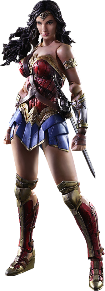 Square Enix Wonder Woman Collectible Figure