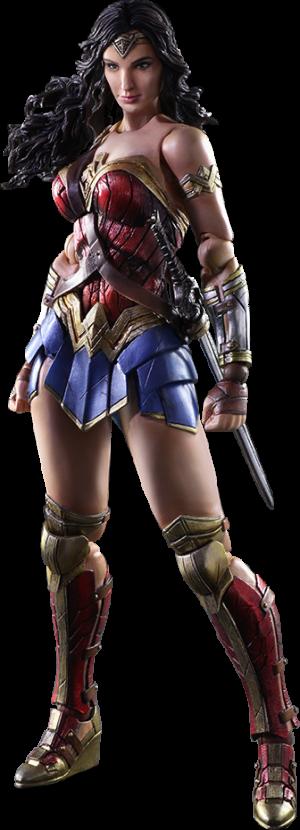Wonder Woman Collectible Figure