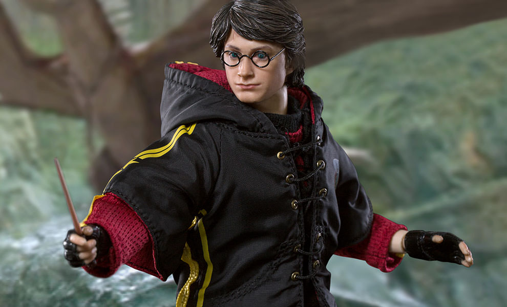 Gallery Feature Image of Harry Potter Tri-Wizard Tournament Version Collectible Figure - Click to open image gallery