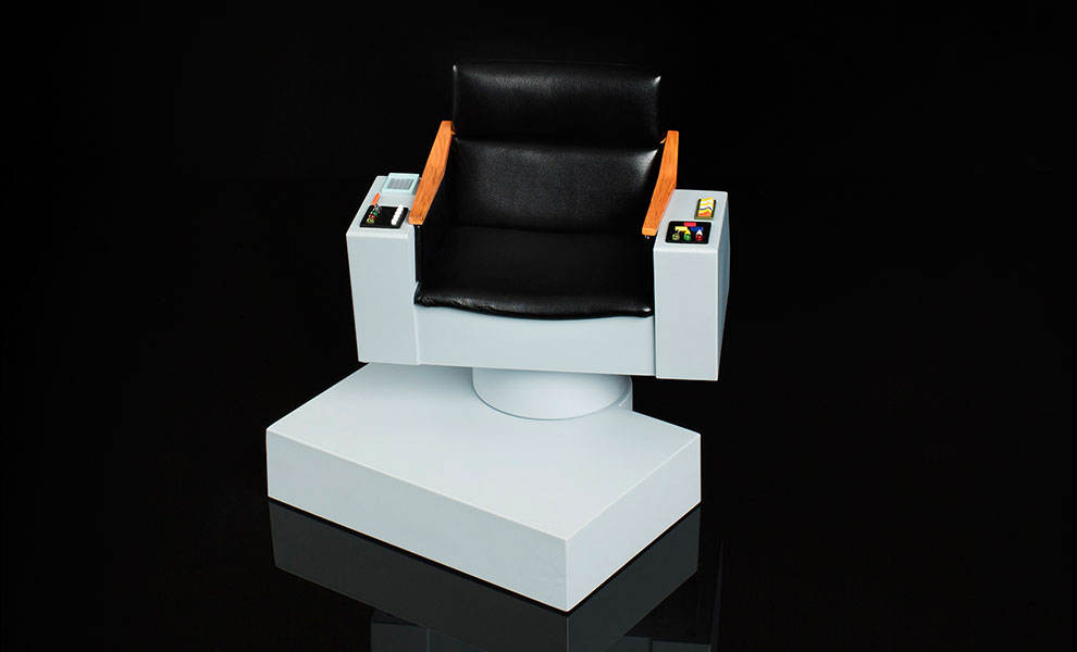 Gallery Feature Image of Captains Chair Sixth Scale Figure Accessory - Click to open image gallery