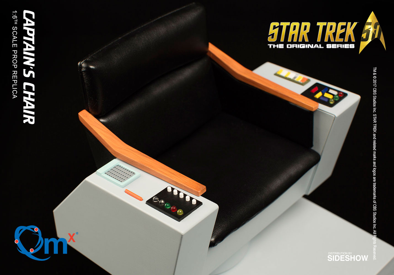 Captains Chair Prototype Shown