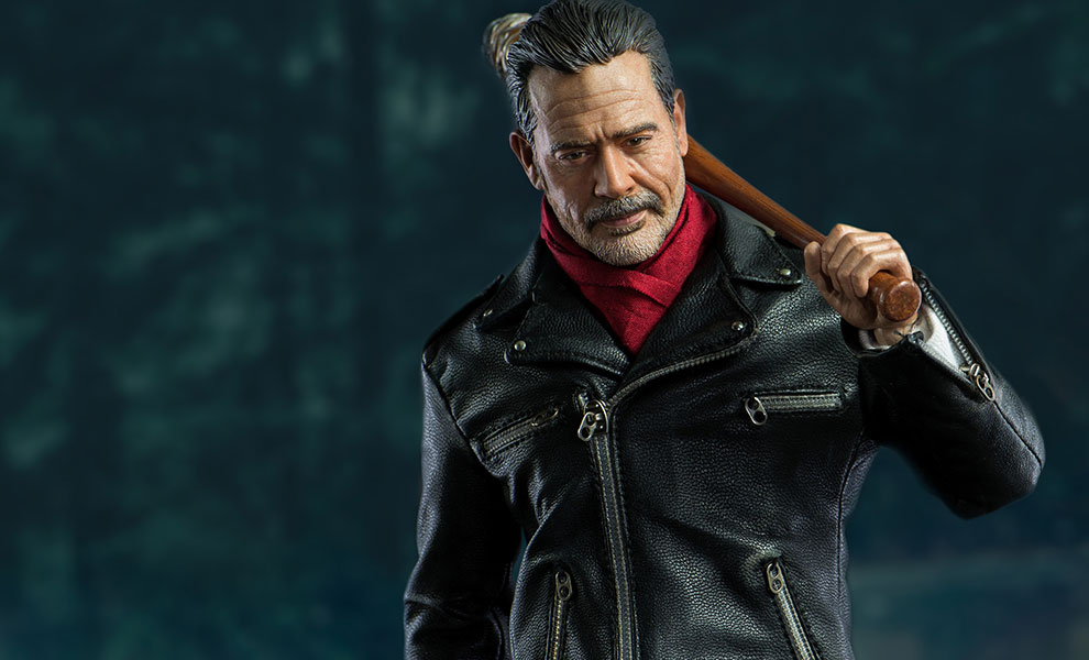 Gallery Feature Image of Negan Sixth Scale Figure - Click to open image gallery