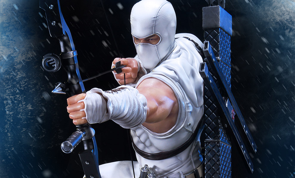 Gallery Feature Image of Storm Shadow Statue - Click to open image gallery