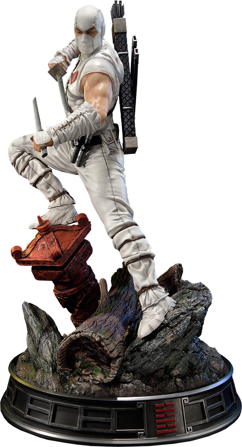 Prime 1 Studio Storm Shadow Statue