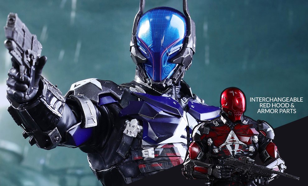 Gallery Feature Image of Arkham Knight Sixth Scale Figure - Click to open image gallery