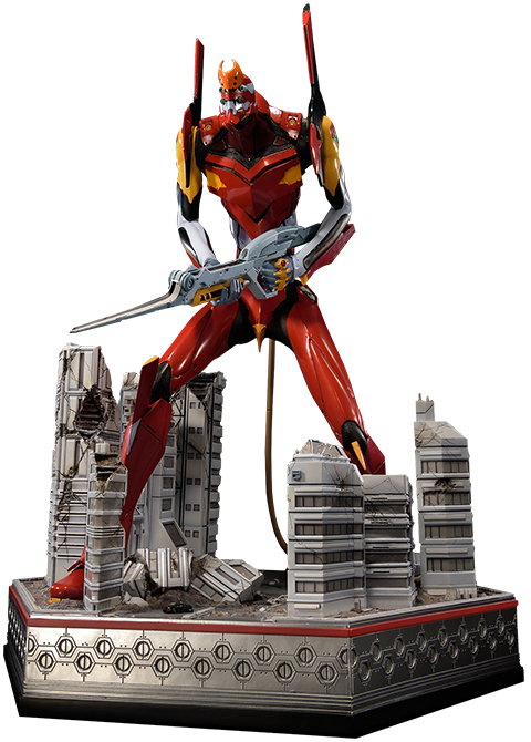 Prime 1 Studio EVA  Production Model-02 Statue