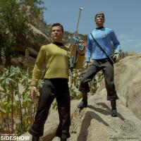Gallery Image of Captain Kirk Sixth Scale Figure