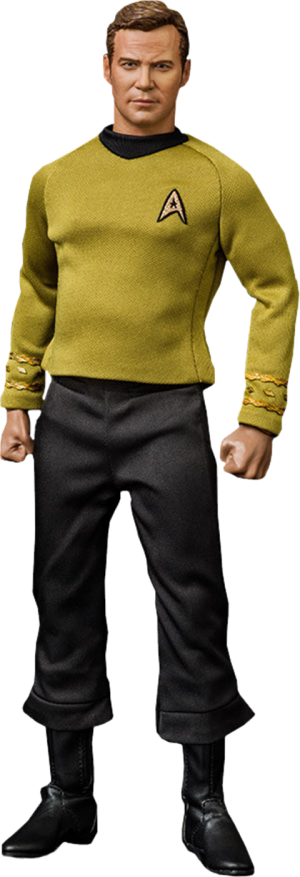 Captain Kirk Sixth Scale Figure
