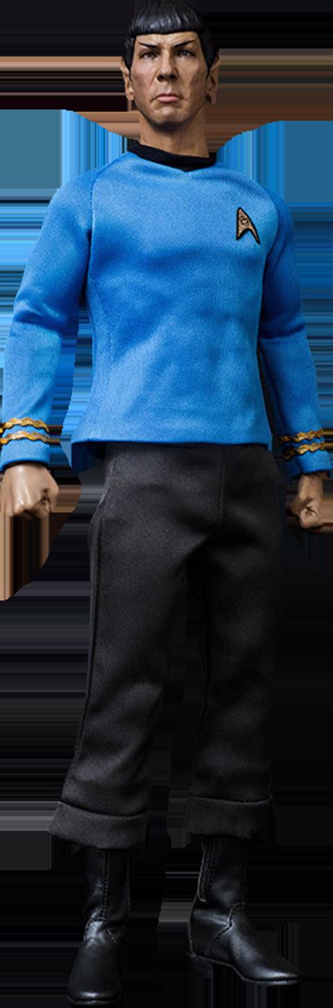 Quantum Mechanix Spock Sixth Scale Figure