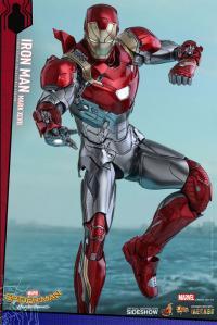 Gallery Image of Iron Man Mark XLVII Sixth Scale Figure