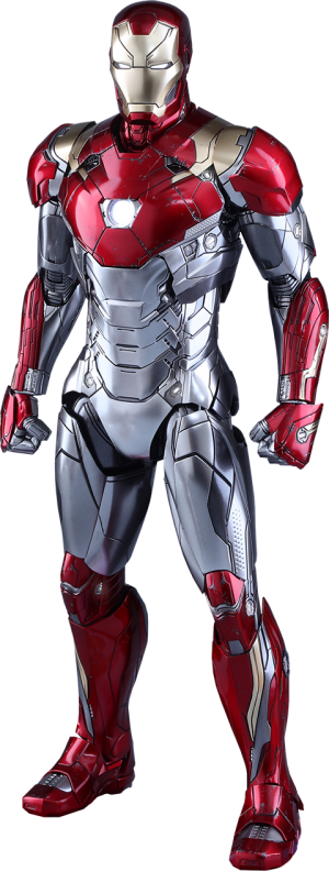 Iron Man Mark XLVII Sixth Scale Figure