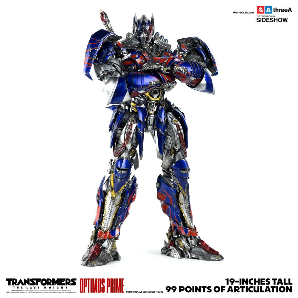 Optimus Prime Transformers Figure Sideshow Collectibles
