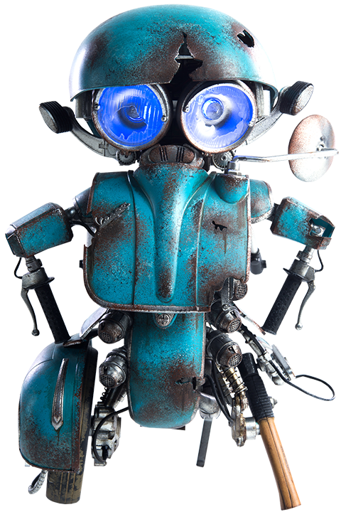 ThreeA Toys Autobot Sqweeks Sixth Scale Figure