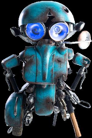 Autobot Sqweeks Sixth Scale Figure