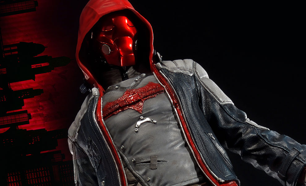 Gallery Feature Image of Red Hood Story Pack Statue - Click to open image gallery