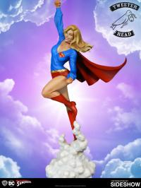 Gallery Image of Supergirl Maquette