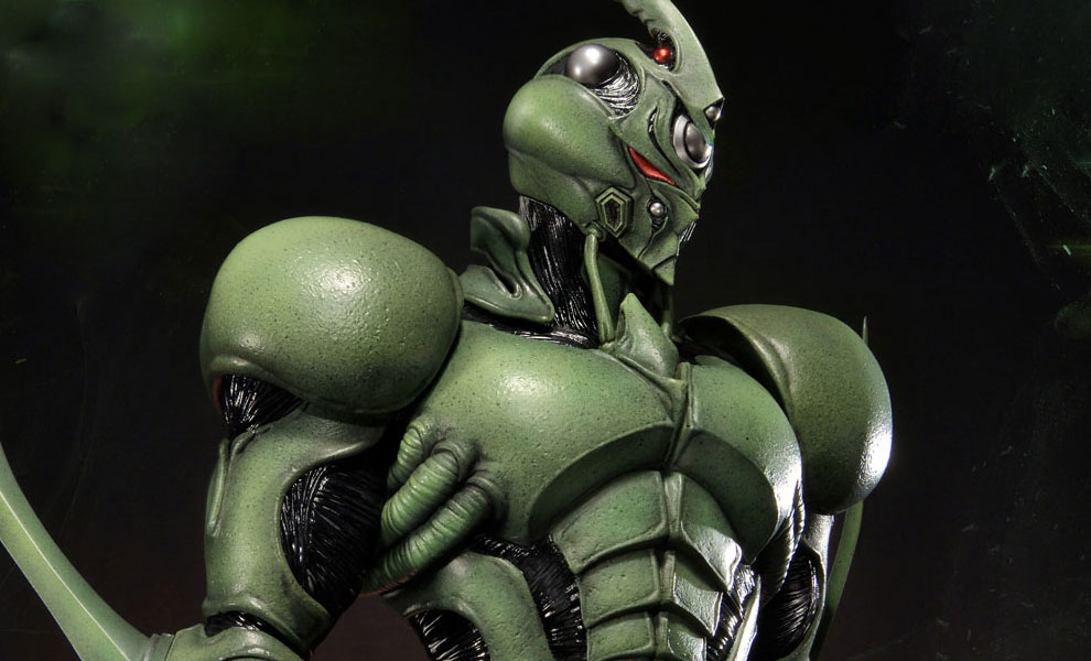Gallery Feature Image of Guyver 0 Statue - Click to open image gallery