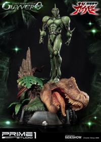 Gallery Image of Guyver 0 Statue