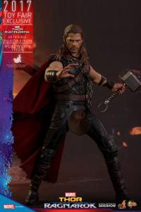 Gallery Image of Roadworn Thor Sixth Scale Figure