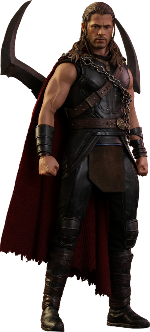 Roadworn Thor Sixth Scale Figure
