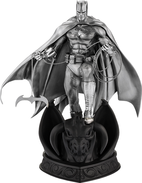 Royal Selangor Batman Figurine Pewter Collectible
