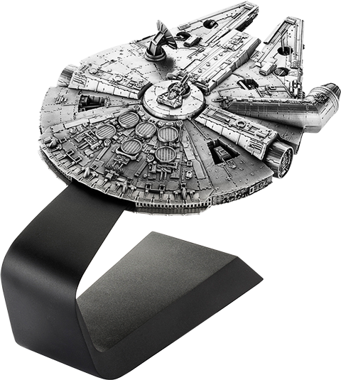 Royal Selangor Millennium Falcon Pewter Collectible