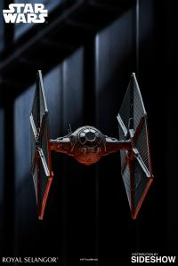 Gallery Image of TIE Fighter Pewter Collectible