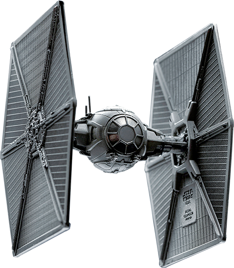 Royal Selangor TIE Fighter Pewter Collectible