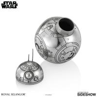 Gallery Image of BB-8 Container Pewter Collectible