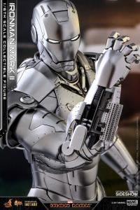 Gallery Image of Iron Man Mark II Sixth Scale Figure